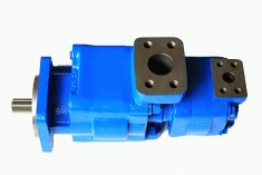 P330 Cast Iron Bushing Gear Pump