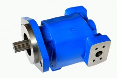 P350 Cast Iron Bushing Gear Pump
