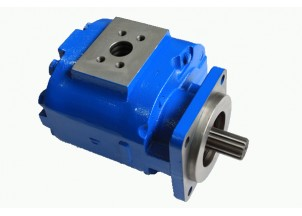 P75/76 Cast Iron Bearing Gear Pump