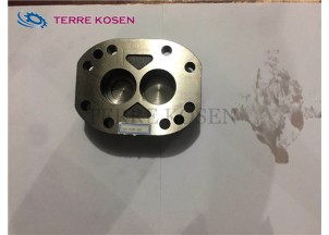 P76 pump spare parts 316-3120-100 port end cover