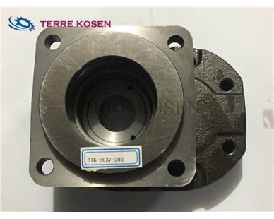 P76 pump spare parts 316-5307-202 shaft end cover