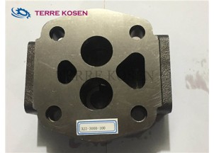 P365 pump spare parts 322-3000-100 port end cover