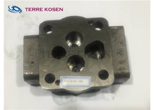 P330 pump spare parts 324-3010-100 port end cover