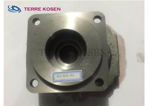 P350 pump spare parts 323-5033-201 shaft end cover