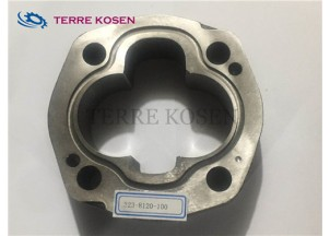 P350 pump spare parts 323-8120-100 gear housing