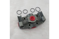 Hydraulic Directional Control Valve 348-1800-100L Inlet Section