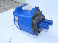 Cleaning of gear pump for hydraulic components