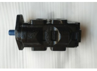 Hydraulic gear pumps are used widely in industrial domains