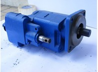 Hydraulic pump performance parameters