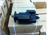 Installation of hydraulic pumps and motors