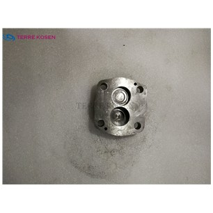P20 bearing pump spare parts 308-3100-100 port end cover