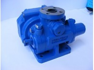 Structure features of gear pumps