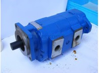 Test scheme for gear pump