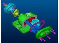 The basic concept of gear pump