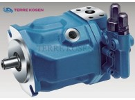 Working principle of hydraulic pump